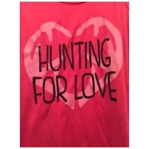HUNTING FOR LOVE by Bobbie & Brooks Size Medium